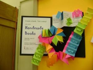 handmade-books-bulletin-board