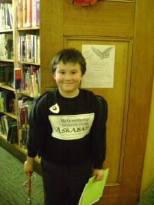 Neville Longbottom at Hogwarts Summer School