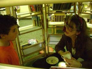 Divination with Professor Trelawney