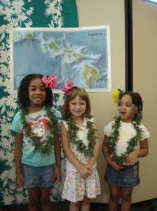 Aloha! from the library keiki!