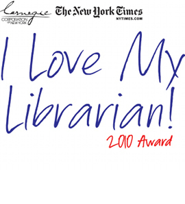 I love my librarian!