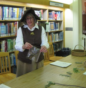 Professor Sprout offered a course in herbology, where students learned to identify lavender, tansy, yarrow, and other magical plants.