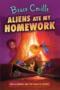 Aliens Ate My Homework catalog link