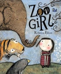 Zoo Girl by Rebecca Elliott