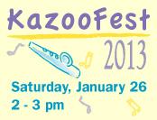 Kazoo Fest 2013