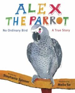 Alex the Parrot cover and link