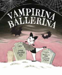 Vampirina Ballerina cover and link