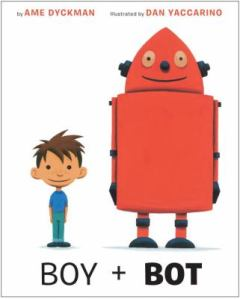 Boy + Bot cover and link