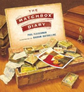 Matchbox Diary cover and catalog link