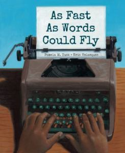 As Fast As Words Could Fly cover and catalog link