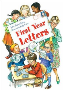 First Year Letters cover and catalog link
