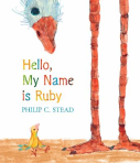 Hello my name is Ruby cover and catalog link