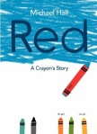 red a crayons story